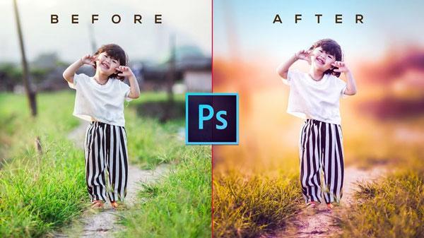 تصویر 3 آموزش نرم افزار Photoshop