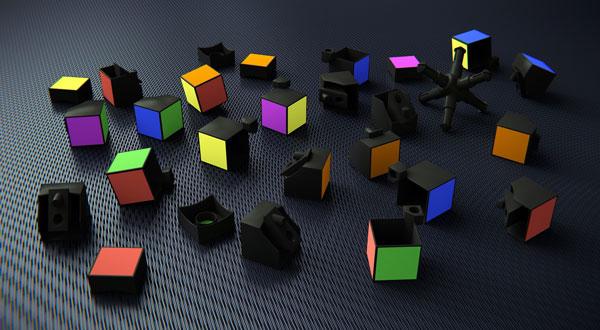 تصویر شماره 2 rubik cube
